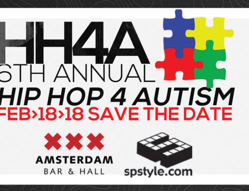 6th Annual Hip Hop 4 Autism Feb. 18th