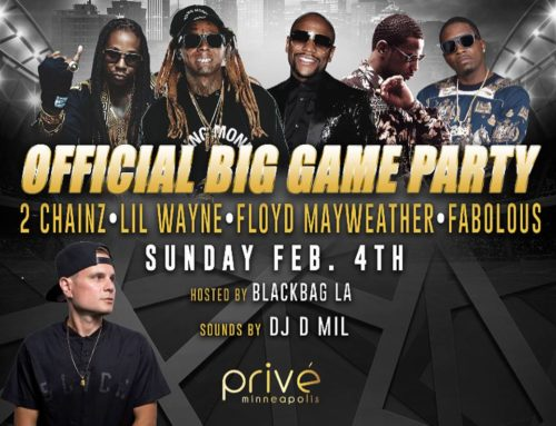 Official BIG GAME Weekend ft. 2 Chainz, Fabolous, Floyd Mayweather, Ty Dolla Sign & more!